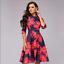 Autumn-Spring-Vintage-Women-Retro-Tunic-Long-Sleeved-Print-Floral-A-Line-Dresses thumbnail 18