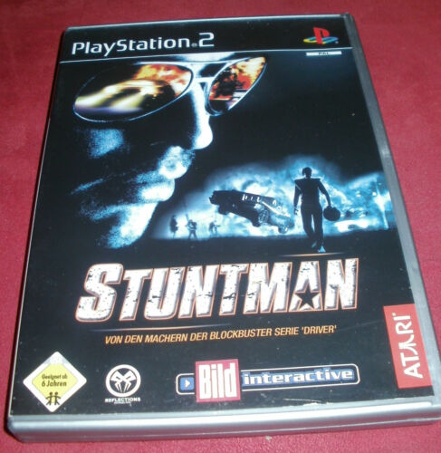 1 von 1 - Stuntman (Sony PlayStation 2, 2002, DVD-Box)
