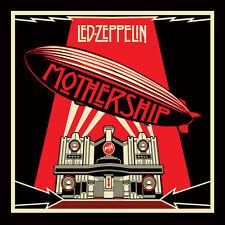 Led Zeppelin MOTHERSHIP Very Best Of ESSENTIAL 180g NEW VINYL 4 LP BOX SET