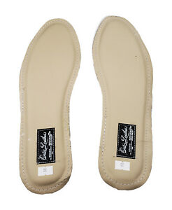 Genuine-Lambskin-Leather-Insole-Cushioned-Shoe-Pads