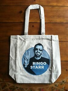 Ringo-Starr-2014-Tour-VIP-Package-Tote-Bag-The-Beatles