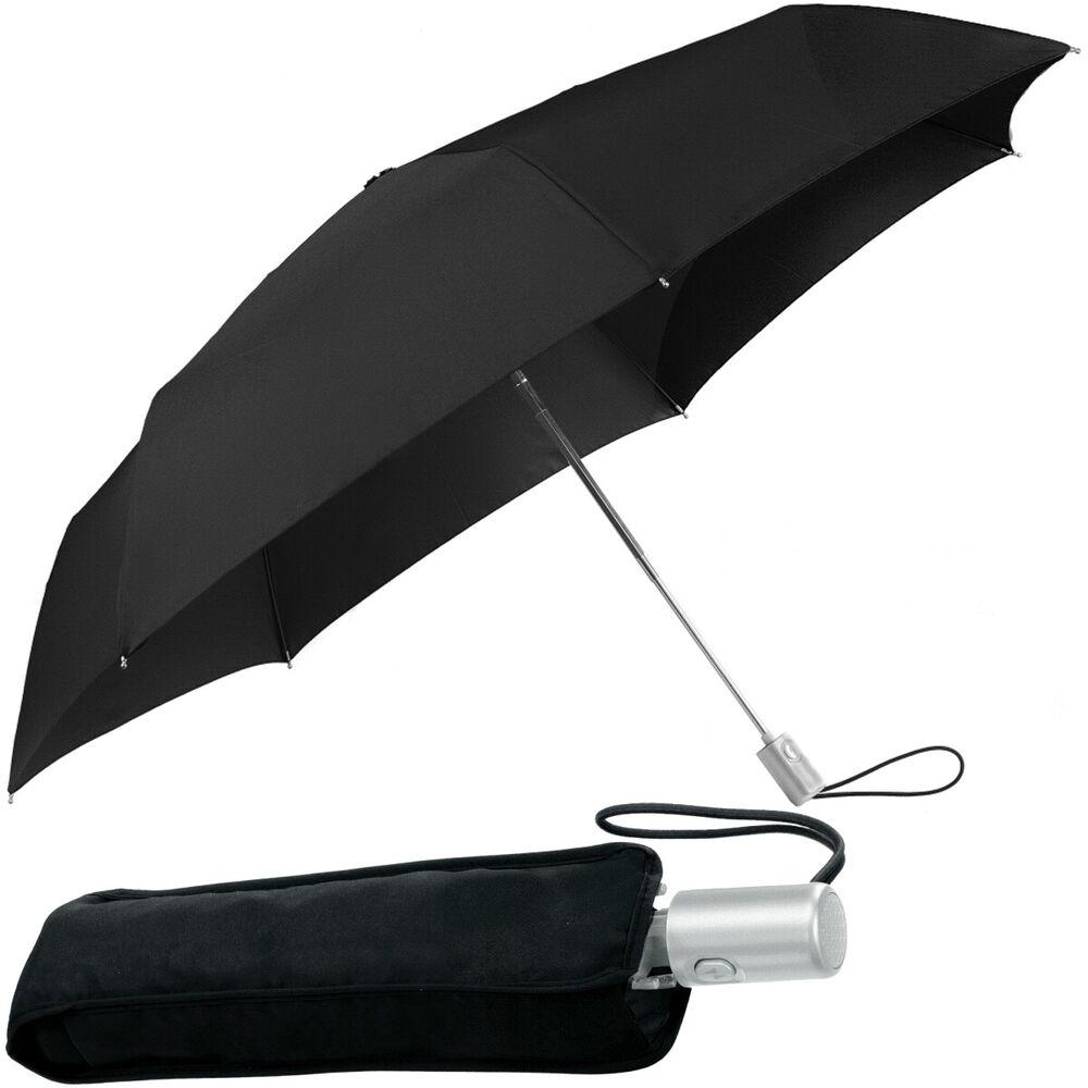 oem Aston martin luxe boot parapluie avec gravé logo de la marque