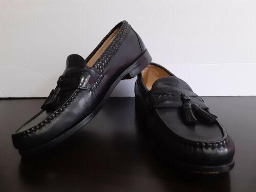 Allen Edmond Maxfield Black Tassel Mens Size 9.5