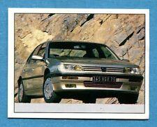 AUTO 100-400 Km Panini- Figurina-Sticker n. 279 - PEUGEOT 605 3.0 200cv -New