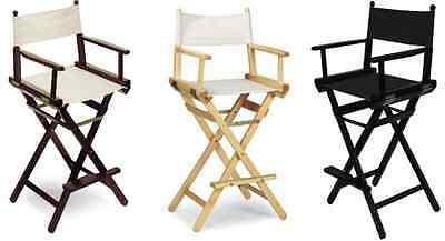 Sedia sgabello wood director trucco makeup MOD. REGISTA stool chair design make