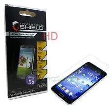Pellicola frontale ZAGG HD per Samsung Galaxy S5 G900F Neo G903F invisibleSHIELD
