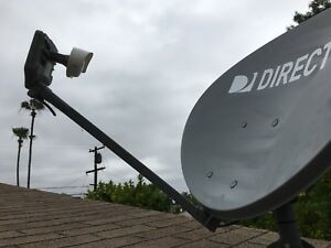 Direct Tv Satellite >> Details About Directtv Satellite Dish