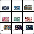 Vera Bradley Turn Lock Wallet Clutch color choice R$49 1 WK SALE free ship