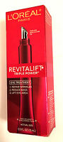 L'oreal Revitalift Triple Power- Eye Treatment Cream - .5 Oz/ 15 Ml