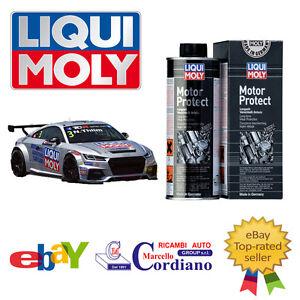 liqui moly motor protect antiattrito 100 sintetico per olio motore 500ml ebay. Black Bedroom Furniture Sets. Home Design Ideas