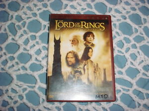 The-Lord-of-the-Rings-The-Two-Towers-DVD-FULLSCREEN-COPY-Stored-Well-working