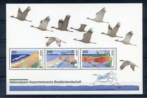 Bund-BRD-1871-1873-Block-36-Vorpommersche-Boddenlandschaft-postfrisch-1996