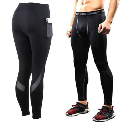 Sports Outdoors Sports Fitness Homma Premium Thick High Waist Tummy Compression Slimming Leggings Women Menyari Com