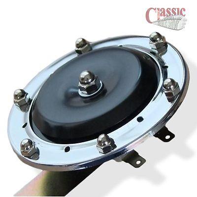 12 Volt Classic Retro Style Horn Ideal For Norton Es2 Om Een Ongewoon Uiterlijk Zeker Te Stellen