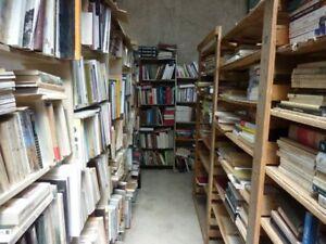 DESTOCKAGE Très très Gros lot de 50 livres divers OCCAZ