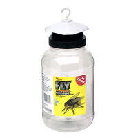 Victor Fly Magnet Trap 1 Gallon Size W/bait Model M382 -perfect Traps For Yards