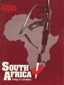 Strategy-amp-Tactics-S-amp-T-62-South-Africa-Vestige-of-Colonialism-Unpunched-FS