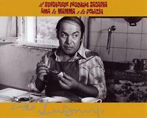 LINO-BANFI-Foto-Autografata-Autografo-Signed-Photo-Cinema-Il-brigadiere-Pasquale