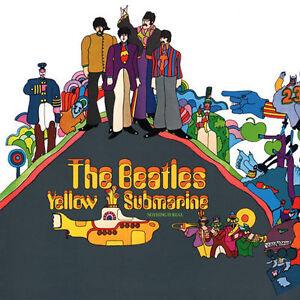 THE-BEATLES-039-YELLOW-SUBMARINE-039-Sealed-LP-12-039-039-Album-180G-Remastered-Vinyl