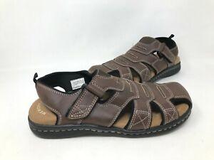 NEW-Dockers-Men-039-s-Searose-Ankle-Strap-Memory-Foam-Sandals-79-217602-191MN-tk
