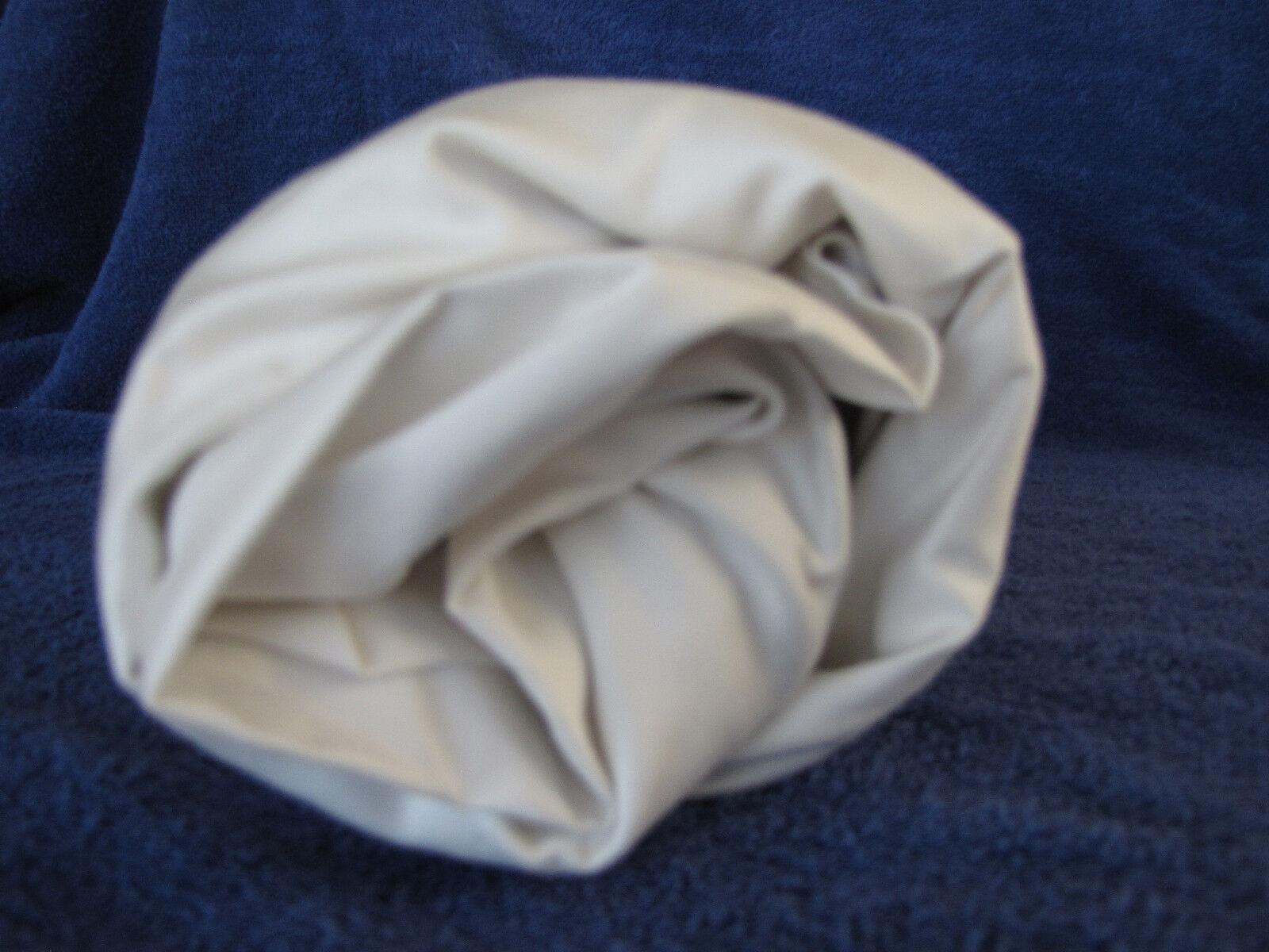 King Duvet Comforter Cover Wrinkle Free Ivory 450TC Supima Company Store 182