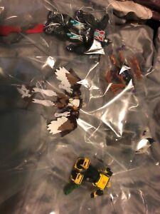Transformers kingdom nemesis primal, grimlock, bumblebee, blackarachnia, skywarp