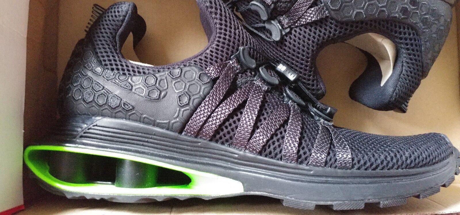 Nike schwarze shox schwerkraft luxe mitglied exklusive ltd ds schwarze Nike männer frauen 8,5 ar1470003. f899b4