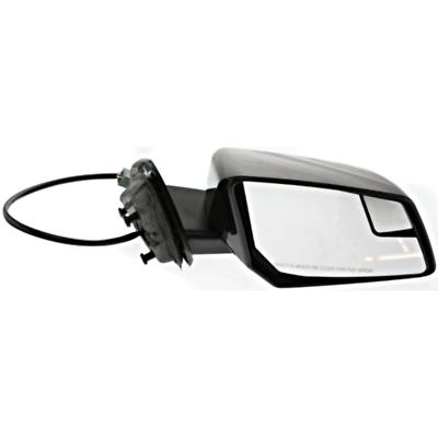 ManFold Fits 09-14 Traverse 08-17 Acadia Left Driver Pwr Mirror w//Heat,Sig,Spot