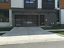 Full-View-16-039-x7-039-Black-Anodized-Aluminum-amp-Tempered-Frosted-Glass-Garage-Door thumbnail 1
