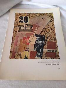 Kurt-Schwitters-October-1918-Marcel-Gromaire-Nude-Vintage-Print-20843