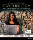 Psychology Fifth Australian and New Zealand Hybrid (2018 Paperback 5th edition)
