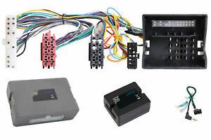 SEAT-EXEO-Can-Bus-Autoradio-Adapter-Lenkrad-Adapter-Soundsystem-Adapter