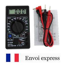 Multimètre DT-830 B - testeur voltmètre amperemètre ohmmètre Mini multimeter