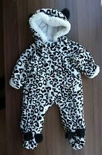 Rockabye Baby Boutique Girls All in One Pramsuit 9-12 Months