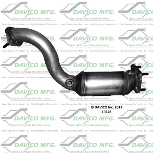 Manifold Front fits 02-04 Ford Focus 2.0L-L4 Catalytic Converter-Exact-Fit