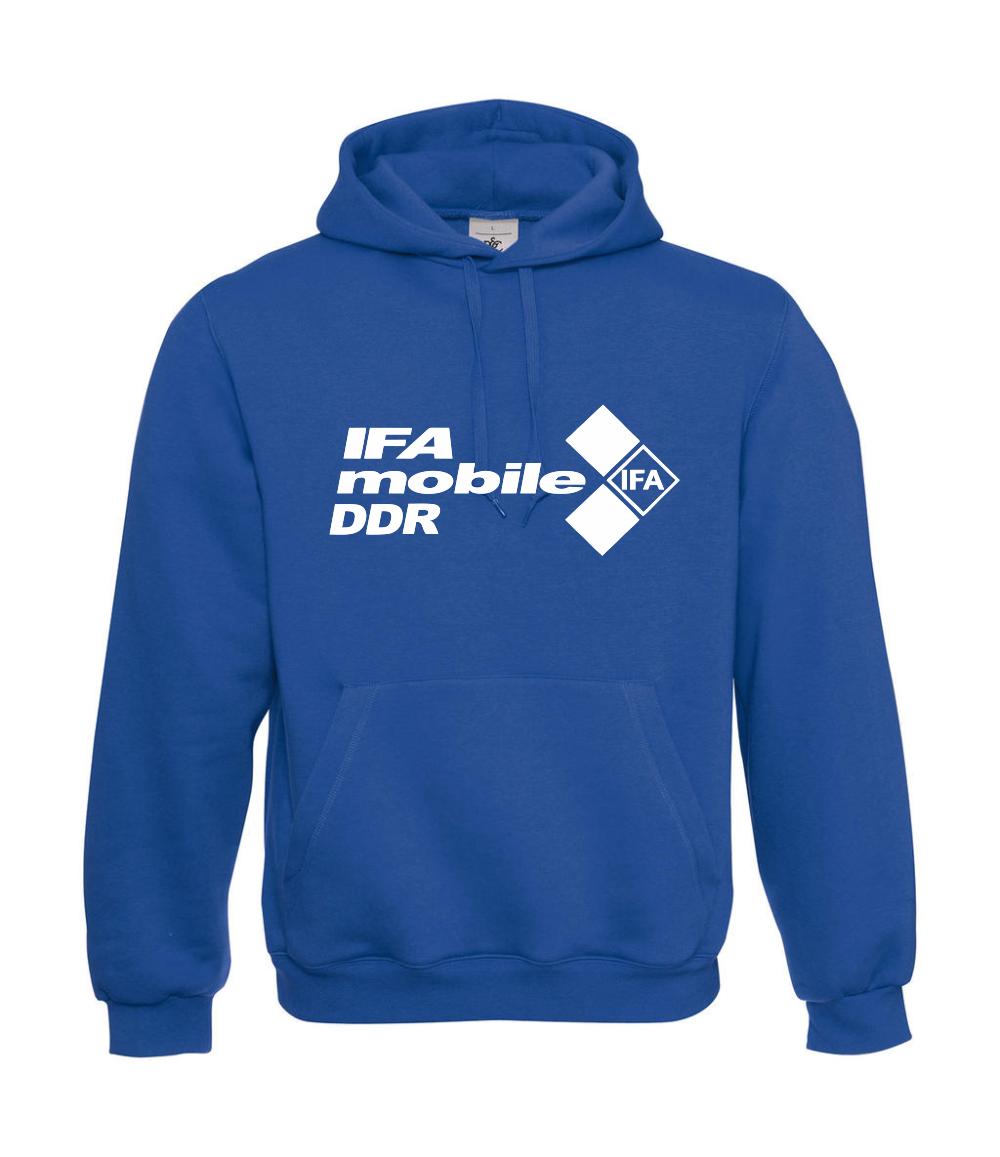 Herren Hoodie I Kapu I IFA mobile DDR DDR DDR I Sprüche I Fun I Lustig bis 5XL | Gute Qualität  5a3762