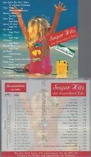 CD--PROMO--SUGAR HITS--JAZZ GITTI--PETER KRAUS--VARIOUS