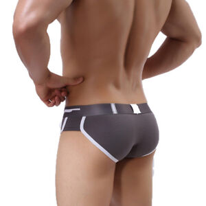 Sexy-underwear-Comfortable-Magnetic-powder-cotton-Men