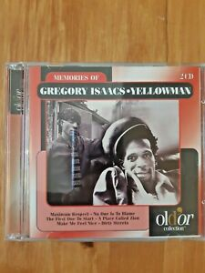 Memories-of-Gregory-Isaacs-Yellowman-2-x-Discs-Music-CD