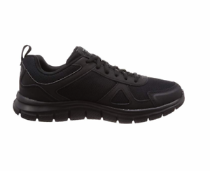 bd6b3a94eed41 SKECHERS 52631/BBK TRACK SCLORIC Mn´s (M) Black/Black Synthetic ...