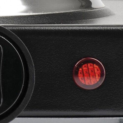 Fornello Elettrico doppio Girmi PE36 piastra elettrica doppia 2500W mshop