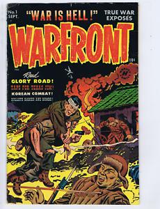 Warfront #1 Harvey 1951 War is Hell ! Korean Combat !