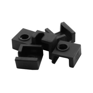 Black Silicone Covers Hot Parts For Creality CR-10 Ender 2 3 4 5 Pro Resistance