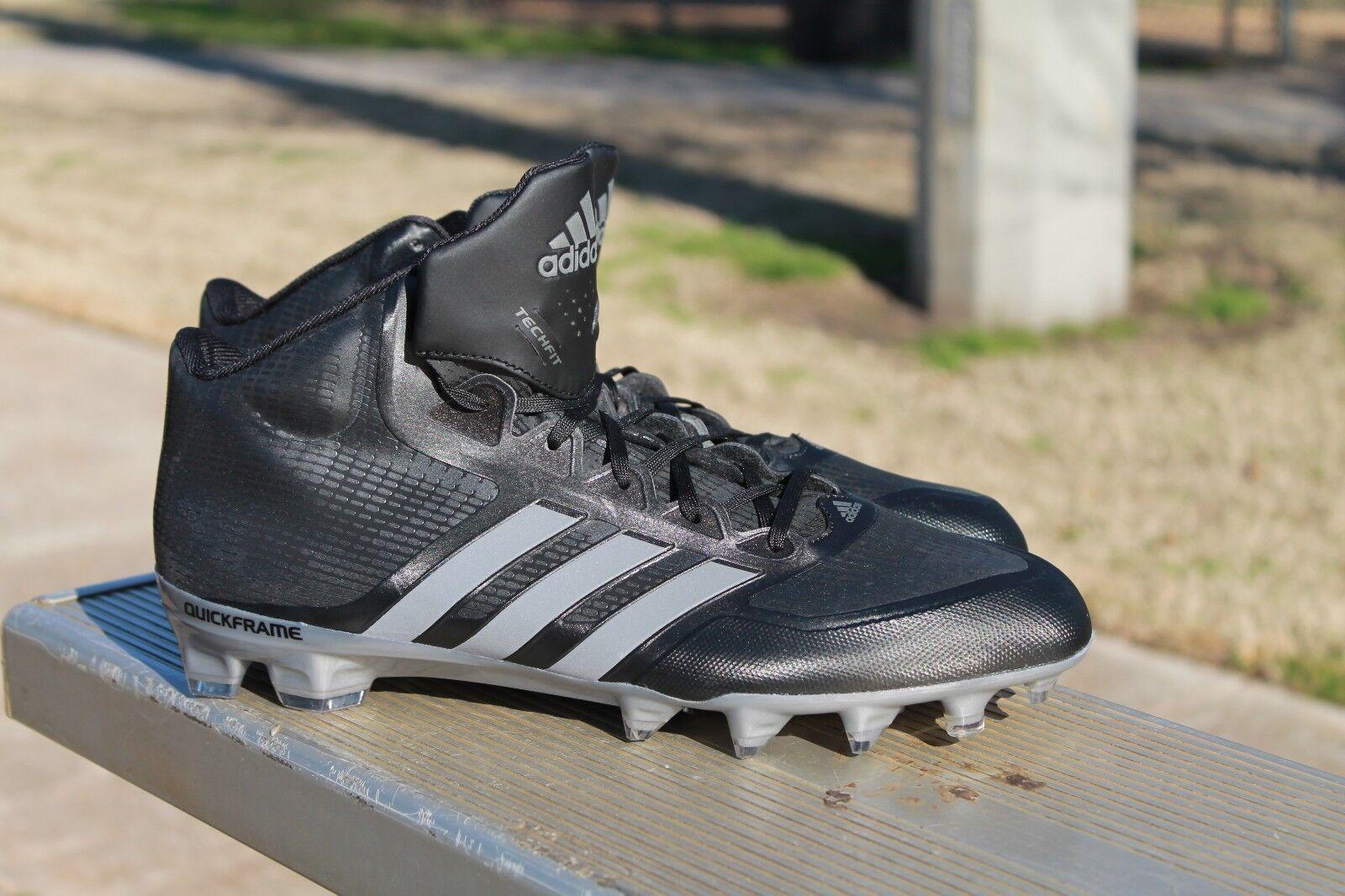 Neu Adidas Adipure Football Crazyquick Mid Techfit Stollen Schuhe Gr. 13    Shop Düsseldorf