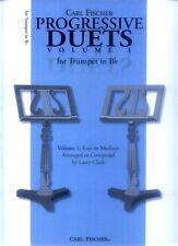 Progressive Duets Volume 1 Noten für Trompete Trumpet
