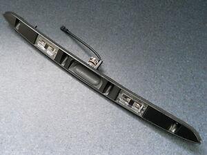 orig. BMW E46 Griffleiste schwarz Kofferraum Microschalter Limousine Compact 3er