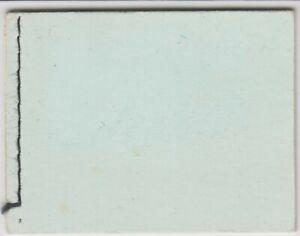 GEORGE VI 6d ERROR BOOKLET BD3c