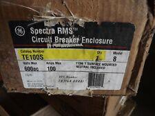 Ge Te100s 100amp 600v Circuit Breaker Enclosure
