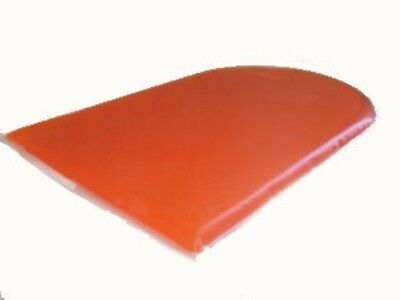1/2 inch thick motorcycle seat gel pad SOFT!