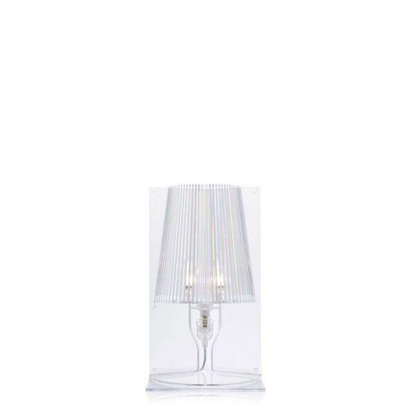 Kartell - Take Farbe Kristall - Tischleuchte 9050B4